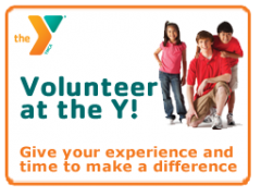 YMCA volunteers contribute thousands of hours each year helping our community to learn, grow, and thrive.