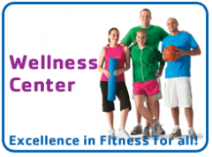 The YMCA's Wellness Center is open to all.