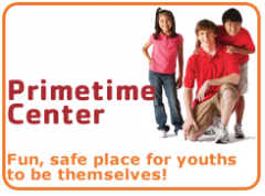 The YMCA's Primetime Center is a safe, fun place for elementary and middle school students.