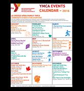 YMCA Events Calendar